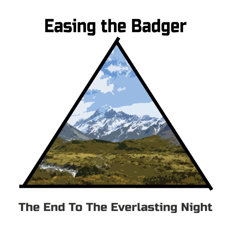 Album cover for the demo The End of the Everlasting Night